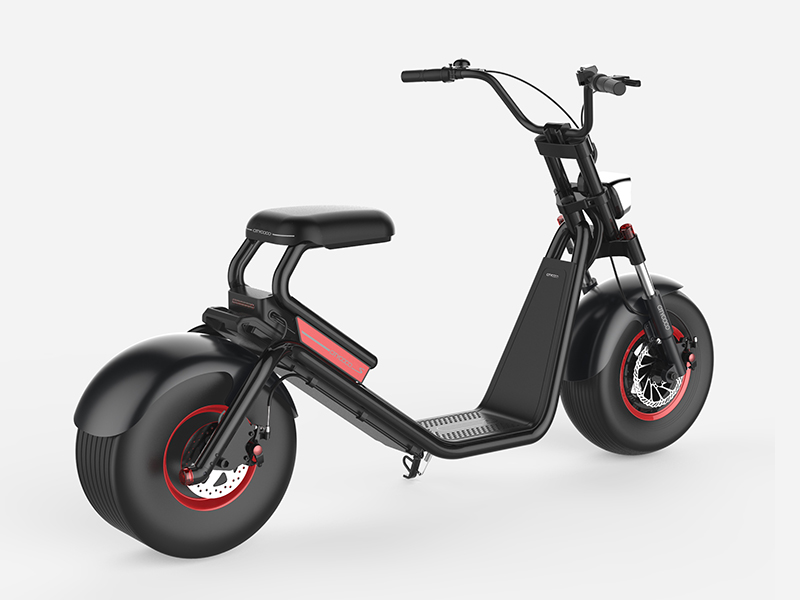 Electric Scooter With Seat >> CityCoco | Electric Scooter | CityCoco S
